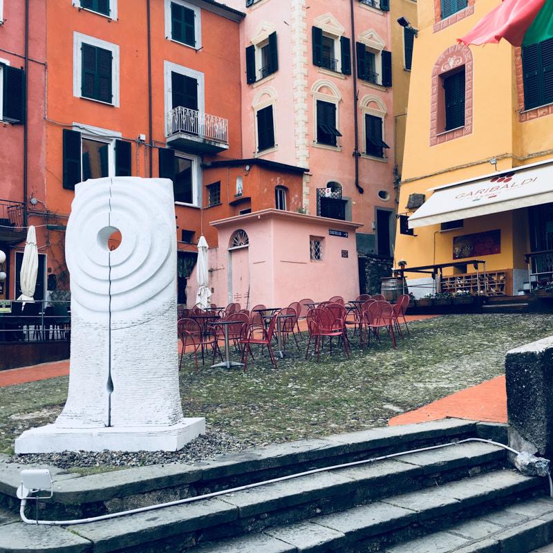 Borgata di Lerici Verso Via Revellino, Castello di Lerici. Locationscouting Italia, duzimage