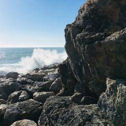 VIsta Golfo di La Spezia dal mare sotto la piazzetta dell'oratorio Selàa - duzimage Location Scouting Italia