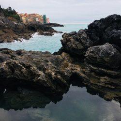 Tellaro vista dagli scogli di Trigliano - Location Scouting Italia - duzimage