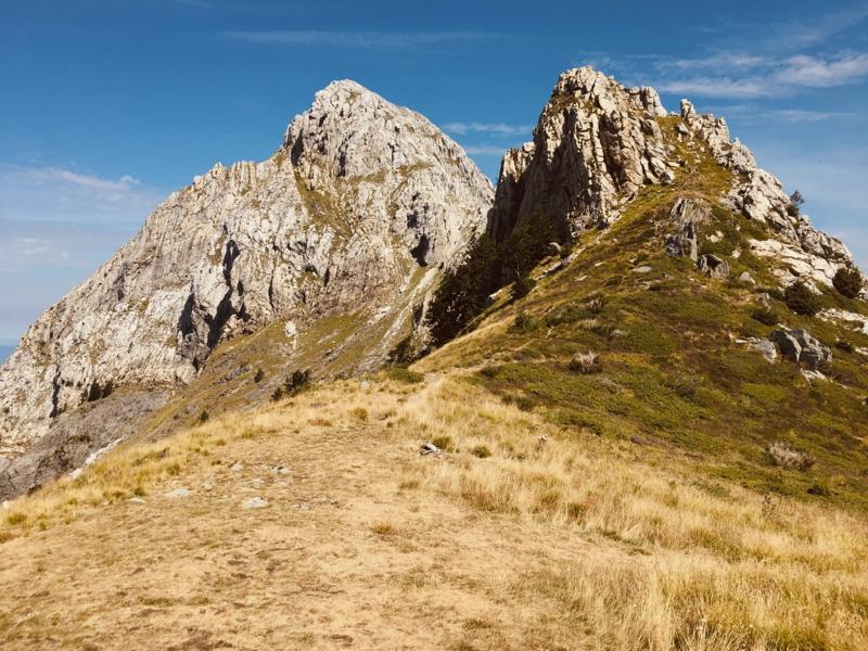 Vetta del Pizzo d'Uccello - Alpi Apuane